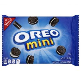 Nabisco Mini Oreo Cookies - 1oz