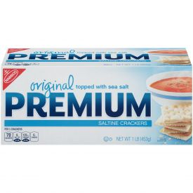 Nabisco Premium Crackers - 1lb