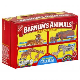 Barnum's Animal Crackers - 2.125oz