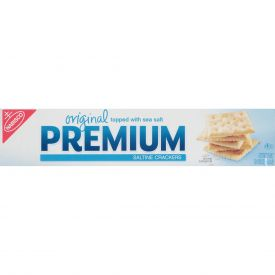 Nabisco Premium Saltine Crackers - 8oz