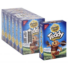 Chocolate Teddy Grahams - 10oz