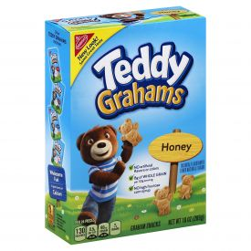 Honey Teddy Grahams - 10oz