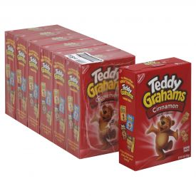 Teddy Grahams Cinnamon Cookies - 10oz