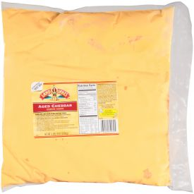 Land O Lakes Aged Cheddar Cheese Sauce - 106oz