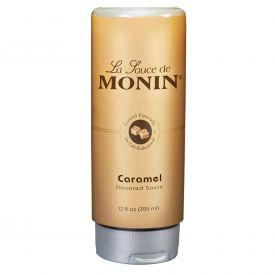 Monin Caramel Sauce - 12oz