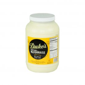 Duke's Heavy Duty Mayonnaise 128oz.