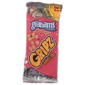 Keebler Gripz Mighty Tiny Cinnamon Graham Bites - 0.9oz