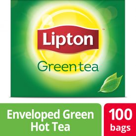 Lipton Green Tea Enveloped Bags