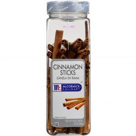 McCormick Cinnamon Sticks - 8oz