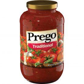 Prego Spaghetti Traditional Sauce - 45oz