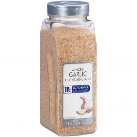 McCormick Culinary Minced Garlic - 23oz