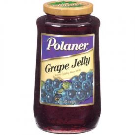Polaner Grape Jelly 132oz.