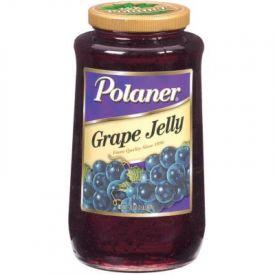 Polaner Grape Jelly 132oz.