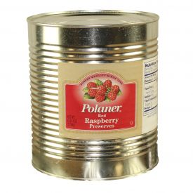 Polaner Red Raspberry Preserves 132oz.