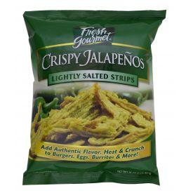 Fresh Gourmet Jalapeno Strips Crispy 1lb.