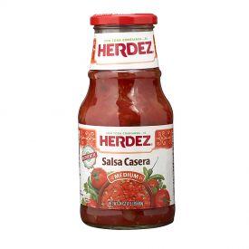 Herdez Medium Salsa 24oz.