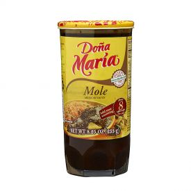 Dona Maria Mole Mexican Sauce 8.25oz.