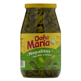 Dona Maria Nopalitos 30oz.