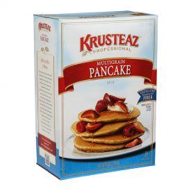 *Closeout*- Krusteaz Professional Multigrain Pancake Mix 5lb.