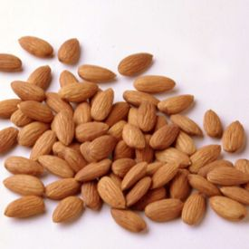 Bakers Select Whole Roasted Salted Natural Almond 5lb.