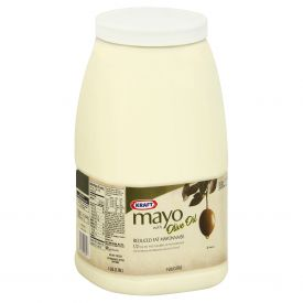 Kraft Mayonnaise with Olive Oil 128oz.