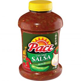Pace Salsa Chunky Mild - 64oz