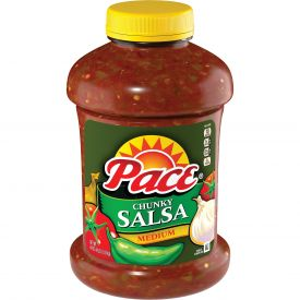 Pace Salsa Chunky Medium - 64oz