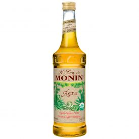 MONIN Organic Agave Nectar Sweetner - 33.8oz