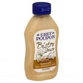 Grey Poupon Bistro Sauce 12oz.
