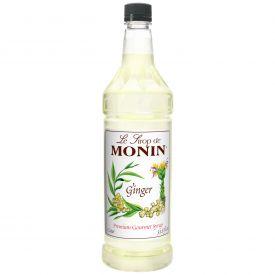 Monin Ginger Syrup - 33.8oz