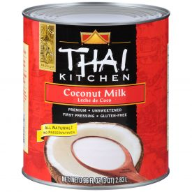 Thai Kitchen Coconut Milk - 6lb