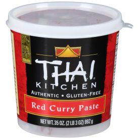 Thai Kitchen Red Curry Paste - 35oz