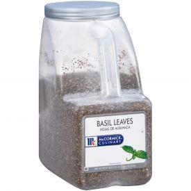 McCormick Culinary Basil Leaves - 22oz