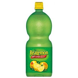 ReaLemon Juice Pet - 48oz