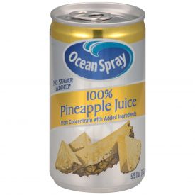 Ocean Spray Pineapple Juice 5.5oz.