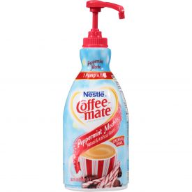 Nestle Coffee-Mate Peppermint Mocha Pump Bottle 1.5L