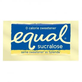 Equal Single Serve Packets Yellow 1gm.