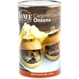 Vanee Caramelized Style Onions 48oz.