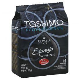 Gevalia Espresso Roast Coffee T Discs