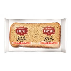 Boulangerie Grissol Melba Toast Original 2-count packets