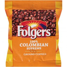 Folgers Colombian Supreme Coffee 1.75oz.