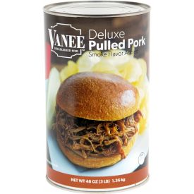 Vanee Deluxe Pulled Pork 48oz.