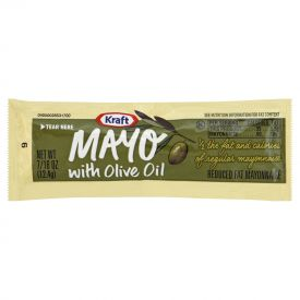 Kraft Mayonnaise Olive Oil 12.4gm.