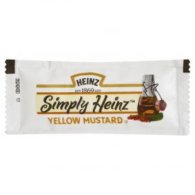 Simply Heinz Mustard Yellow 5.5gm.