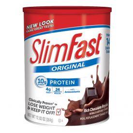 SlimFast Original Rich Chocolate Royale Shake 12.83oz.