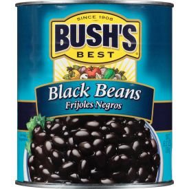 Bush's Best Black Beans - 108oz