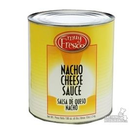 Muy Fresco Jalapeno Cheese Sauce - 106oz