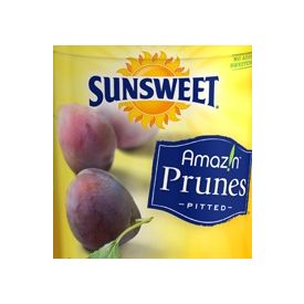 Sunsweet Grower Dried Pitted Prunes 2lb.