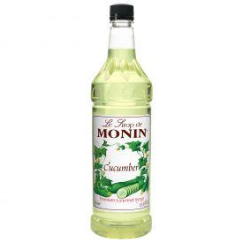 Monin Cucumber Syrup- 33.8oz