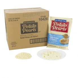 BAF Potato Pearls Low Sodium Mashed Potatoes W/VIT C - 26.5oz